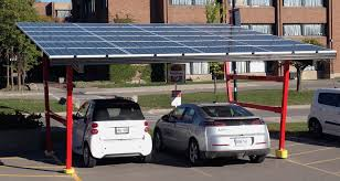 Family Charging Station Ideas by Environmentally Friendly Vehicles Get A Charge Out Of York