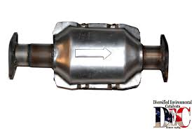 daihatsu rocky daihatsu rocky catalytic converter replacement dec magnaflow