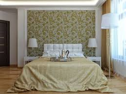 Modern Wallpaper Bedroom Designs Modern Room Decorating Ideas With Retro Wallpapers Retro