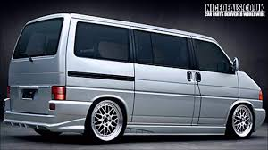 volkswagen caravelle volkswagen caravelle body kits sports bumpers fenders wings
