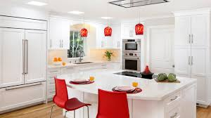 how to install peninsula kitchen cabinets peninsula vs island how to which works in your