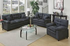 Black Microfiber Loveseat Articles With Black Microfiber Living Room Sets Tag Newbury Coral