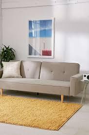sofa bed recliner bella reclining sleeper sofa urban outfitters