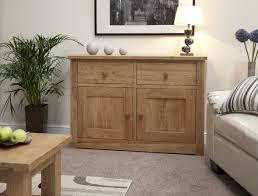 2 Door Oak Sideboard Torino Solid Oak Small 2 Door Sideboard Oak Furniture Uk