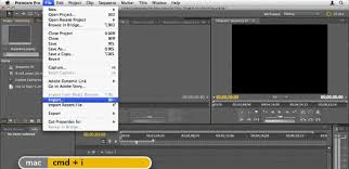 tutorial editing video di adobe premiere how to import obs recorded files to adobe premiere pro for editing