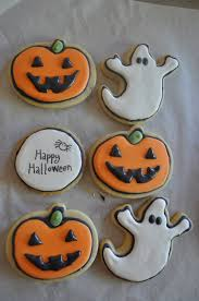 simple and cute halloween cookies decorated with royal icing u2013 my