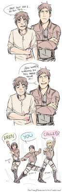Mom Please Meme - jean please dont talk to eren about his mom or youre about to