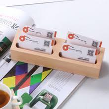 Business Card Racks High Quality Wooden Business Card Holder Buy Cheap Wooden Business