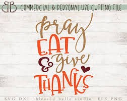 eat and give thanks etsy