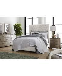 colorful bedroom furniture monroe upholstered bedroom furniture collection furniture macy s