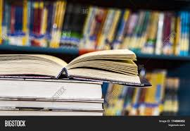 open book books on table library image u0026 photo bigstock