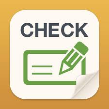 Business Cards App For Iphone Checkbook Spending Income Cashflow And Account Tracker On The