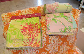 Lilly Pulitzer Home Decor Fabric by Maryland Pink And Green Lilly Pulitzer Lifestyle At Palm Avenue
