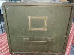 Vintage Metal File Cabinet File Cabinet Design Military File Cabinet Vintage Berger Berloy