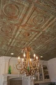 Tin Ceiling Xpress by Casa Milano Tin Ceiling Tile 24