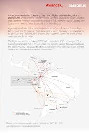 Avianca Route Map by Amadeus India Let U0027s Shape The Future Of Travel