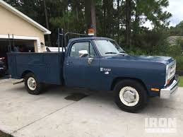 89 dodge ram 250 1989 dodge ram 250 s a utility truck in kissimmee florida united