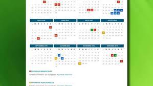 Calendario 2018 Argentina Ministerio Interior Oficial 2016 Tendrá 17 Feriados Y 9 Fines De Semana Largos