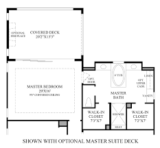 Master Suite Floor Plan Carlsbad Ca New Homes For Sale Toll Brothers At Robertson Ranch
