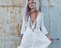 bohemian fashion bohemian clothing etsy
