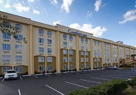 Orlando Florida Comfort Inn Comfort Inn U0026 Suites Winter Park Village Area Travelpony