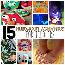 Craft Ideas For Kids Halloween - 15 halloween activities for toddlers