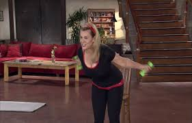 Gym Chair As Seen On Tv 11 Minute Chair Cardio Workout