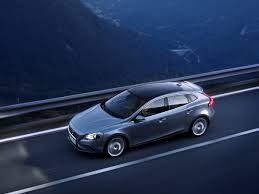 the all new volvo v40 driving dynamics agile driving pleasure