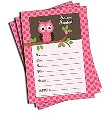 baby shower owls owl baby shower invitations personalized your color