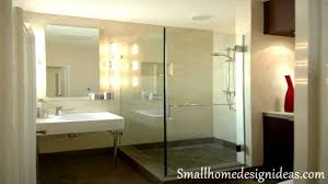 Designing Small Bathrooms by Small Bathroom Design Ideas 2014 Youtube