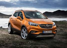 opel zafira 2018 2018 2019 opel mokka x u2013 updated model of the german suv cars