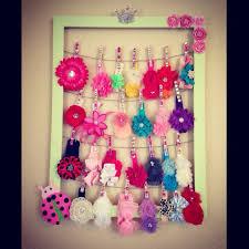 girls hair accessories organization i u0027ve seen similar ones but
