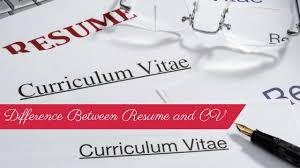 What Is The Difference Between Resume And Cv What Is The Difference Between Resume And Cv Wisestep