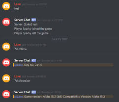 discord integration discord integration for 7 days to die