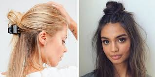 hairstyles for greasy hair 12 ways to disguise oily roots