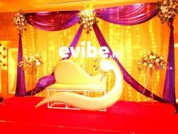 Beautiful Wedding Stage Decoration Best Wedding Reception Engagement Stage Flower Decorators