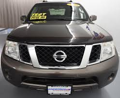 nissan pathfinder gun metallic vehicles for sale anderson nissan