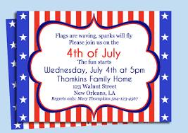 4th of july birthday invitations dolanpedia invitations ideas