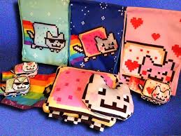 Meme Merchandise - toymakers to launch official nyan cat merchandise designtaxi com