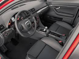 Audi Rs4 Interior Audi Rs4 2008 Picture 9 Of 10