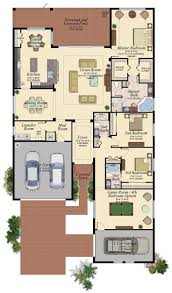 3 Car Garage Homes by 45 Best Florida Homes Favorite Floorplans Images On Pinterest