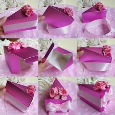 10 light purple candy boxes wedding party favors gift boxes 10