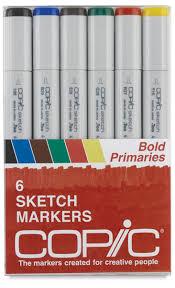 copic sketch marker sets blick art materials