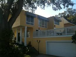 Residential Awning Residential Parker U0027s Custom Canvas And Awnings Winter Haven