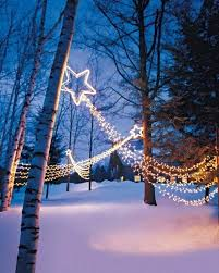 Outdoor Christmas Light Ideas Fascinating Easy Outdoor Christmas Lights Ideas Collections