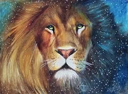 drawing animals 3 lion aslan deviantart
