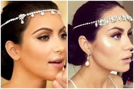 kim kardashian inspired bridal makeup tutorial makeupbygio so there you