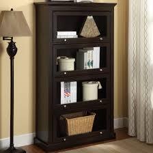 white bookshelf with glass doors charming decorating style bookshelf glass door ideas decorating