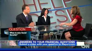 social security help desk when to take social security doug flynn cfp with advice on the cnn