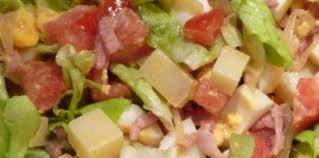 cuisine franc comtoise salade franc comtoise facile et pas cher recette sur cuisine